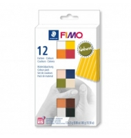 12 panetti fimo soft basic