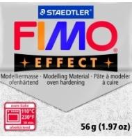 fimo effect n°052 (bianco glitter)