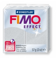 fimo effect n°81 (argento metallizzato)