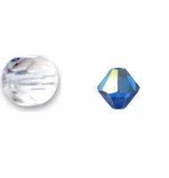 "mezzo cristallo ""Blue Zircon AB"""