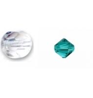 "mezzo cristallo ""Aquamarine"""