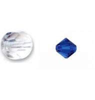 """mezzo cristallo """"Blue Zircon"""""""