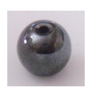 Perle di emetite da 4 mm