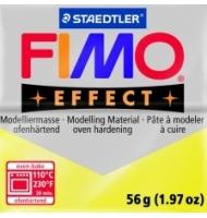 fimo effect n°104 (giallo trasparente)