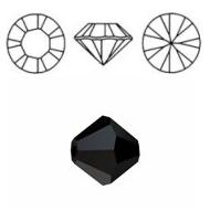 "Cabochon swarovski elements 1028 ""Indicolite"""