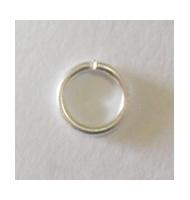 Anellini aperti argento 925% mm 5 x 1