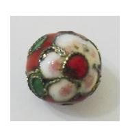 Perla artigianale in legno 18 mm