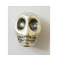 Ciondolo zucca piccola argento antico