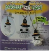mini kit miyuki fantasmino halloween