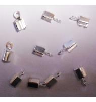 terminali da stringere modello mini argento 925