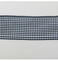 nastro a quadretti azzurro 16 mm x 1 metro