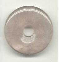 Cabochon quarzo rosa da 15 mm