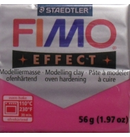 fimo effect n°302 (blu glitter)
