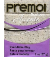 premo accents n°5061 (white granite)