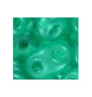 Twin beads 20 grammi verde perlato