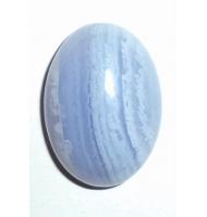 Cabochon ovale ametista da 18 x 13 mm