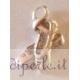 Ciondolo scarpette da danza argento 925