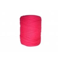 fettuccia in nylon e cotone da 400 grammi rosso papavero