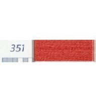 mouliné spécial dmc colore numero 352