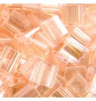 Miyuki tila beads TL0316 amethyst gold luster