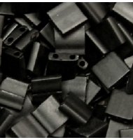 Miyuki tila beads TL0401 black