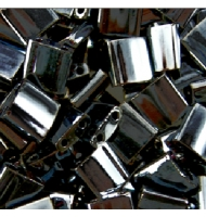 Miyuki tila beads TL0401F mat black