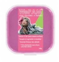porcellana fredda wepam 145 grammi rosa confetto