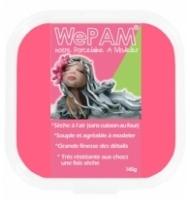 porcellana fredda wepam 145 grammi rosso fluo