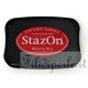 tampone di inchiostro stazon blazing red