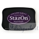 tampone di inchiostro stazon royal purple