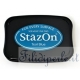 tampone di inchiostro stazon teal blue