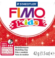 fimo kids n°2 (rosso)
