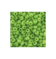 """Conteria da 2,5 mm """"verde anice opaco"""""""