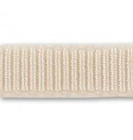 nastro elastico a grana grossa 6 mm x 1 metro arancio
