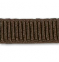 nastro elastico a grana grossa 6 mm x 1 metro beige