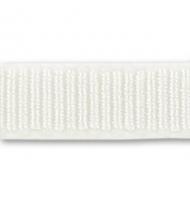 nastro elastico a grana grossa 6 mm x 1 metro marrone
