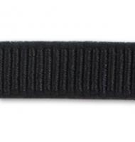 nastro elastico a grana grossa 6 mm x 1 metro blu