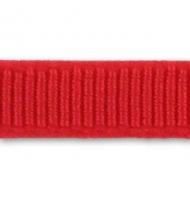 nastro elastico a grana grossa 6 mm x 1 metro nero
