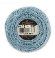 mouliné perlé dmc misura 8 colore numero 503 teal