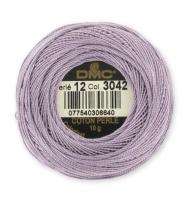mouliné perlé dmc misura 12 colore numero 415 grigio