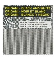 100 fogli carta origami 7,5 x 7,5 cm tinta unita