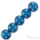 "Perline ""miracoli"" 4 mm blu"