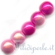 """Perline """"miracoli"""" 4 mm rosa fucsia"""