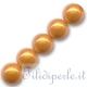 """Perline """"magiche"""" 4 mm arancioni"""