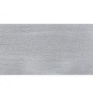 sbieco in poliestere e cotone 20 mm argento