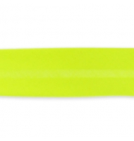 sbieco in poliestere 20 mm arancio fluo