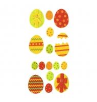 Set 6 nastri stampa tema Pasqua