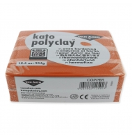 Kato Polyclay 354 gr Marrone 517