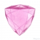 stampo per sapone diamante triangolare