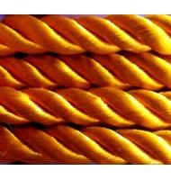 Passamaneria con bordo 18 mm arancione x 1 metro